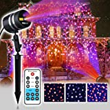 Star Laser Christmas Light Show Outdoor