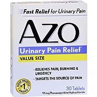 AZO Standard UTI Treatment - 30 Count