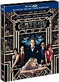 Gatsby le magnifique - Oscar® 2014 du Meilleur Décor - Combo Blu-ray + Blu-ray 3D [Combo Blu-ray 3D + Blu-ray + Copie digitale] [Combo Blu-ray 3D + Blu-ray + Copie digitale]