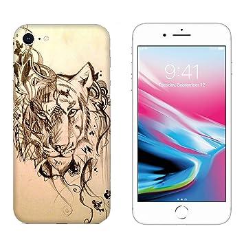 coque iphone 8 tatouage