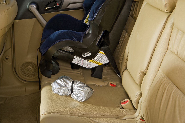 Mommys Helper MOH-10704 Kindersitzabdeckung Hitzeschutz