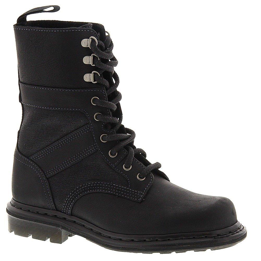 Dr. Martens Men's Arun Fold Down Boot, Black, 10 UK/11 M US