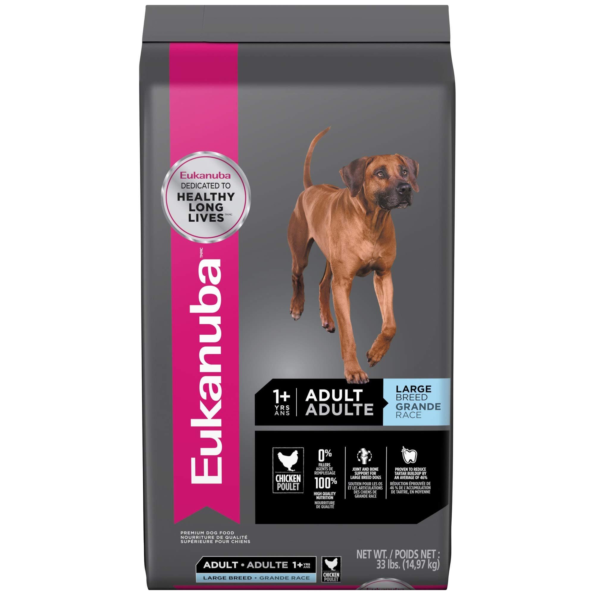 Eukanuba Adult Dry Dog Food Chicken – Large Breed