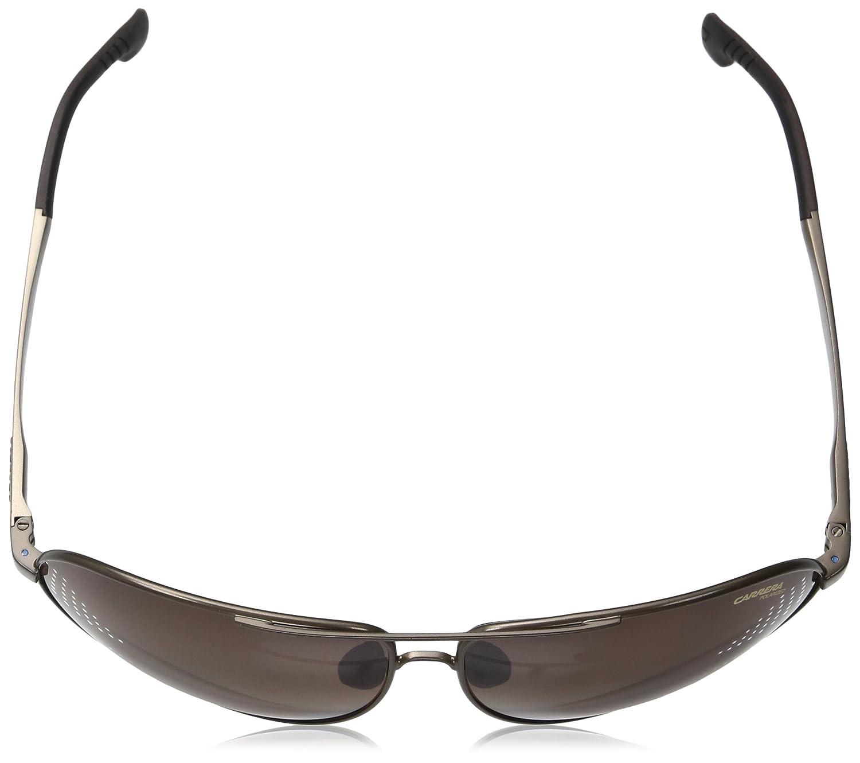 88edf0d723 Carrera 8023/S LA Gafas de Sol, Matt Brown, 65 Unisex-Adulto: Amazon.es:  Ropa y accesorios