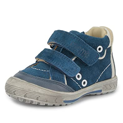 Memo Nodi First Walking Orthopedic Boys Shoes Natural Suede Sneakers
