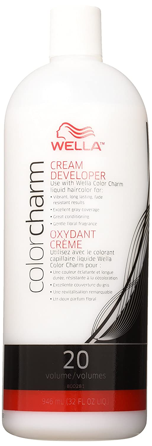 Wella Color Charm 20 Volume Creme Developer 945 ml