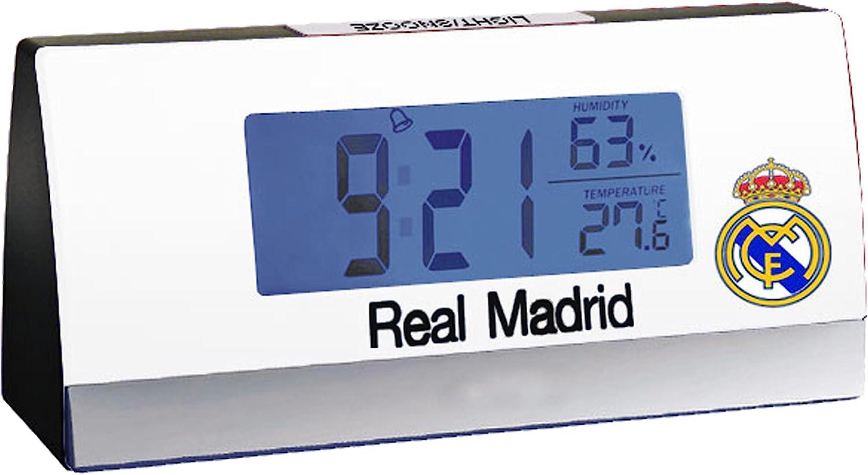 Productos Oficiales - Despertador digital real madrid: Amazon.es: Juguetes y juegos