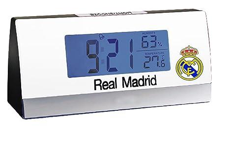 Productos Oficiales - Despertador digital real madrid