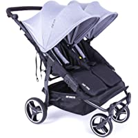 Cochecito doble Baby Monsters Easy Twin 3.S Light
