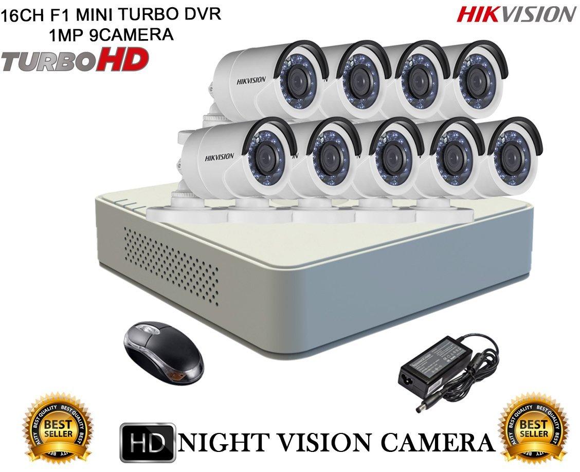 Hikvision DS-7116HGHI-F1 Mini 16CH Dvr, 9(DS-..