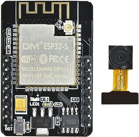 ESP32-CAM wireless wifi bluetooth module camera development board dc 5v!E OV2640