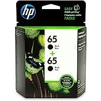 HP 65 | 2 Ink Cartridges | Black | N9K02AN