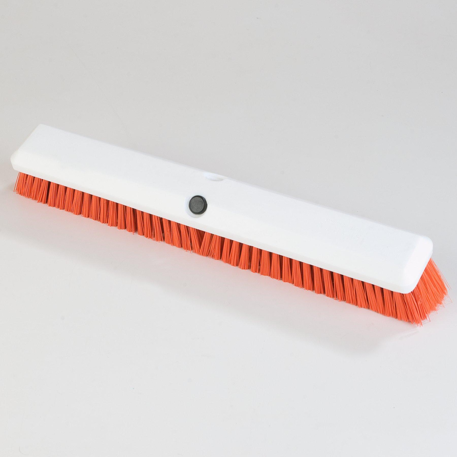 Carlisle 4189024 Sparta Omni Floor Sweep, 18'', Orange (Pack of 12) by Carlisle (Image #2)