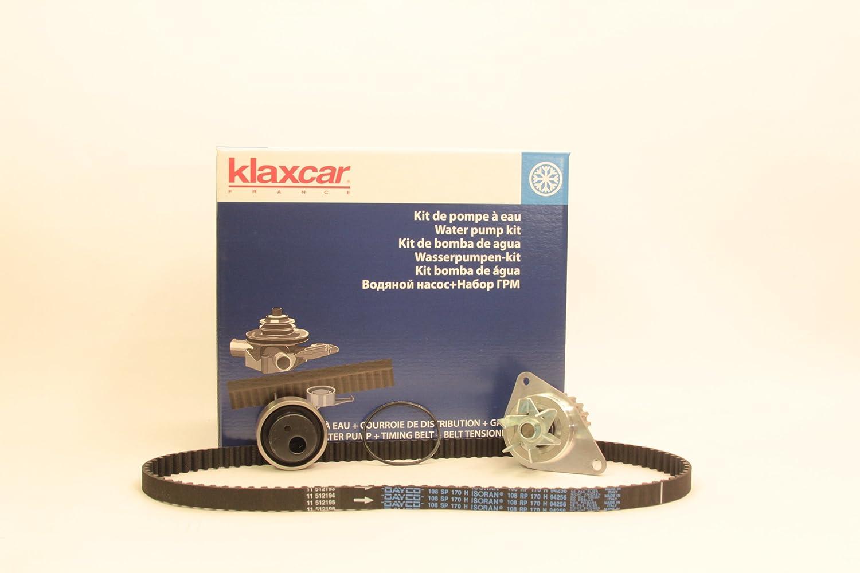 Klaxcar 40503Z - Kit Distribución Con Bomba De Agua: Amazon.es: Coche y moto
