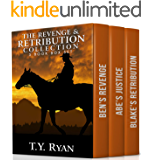 The Revenge & Retribution Collection: 3 Book Box Set