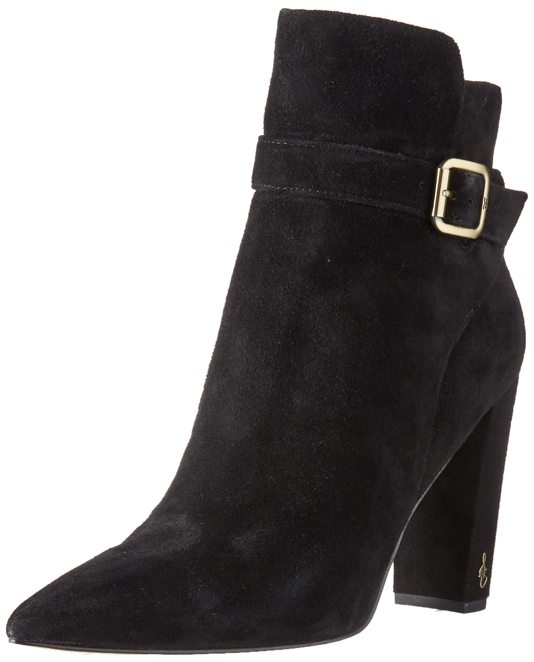 Sam Edelman Women's Rita Ankle Boot, Black, 7 Medium US by Sam Edelman