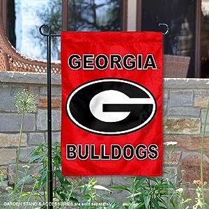 UGA Georgia Bulldogs Garden Flag and Yard Banner