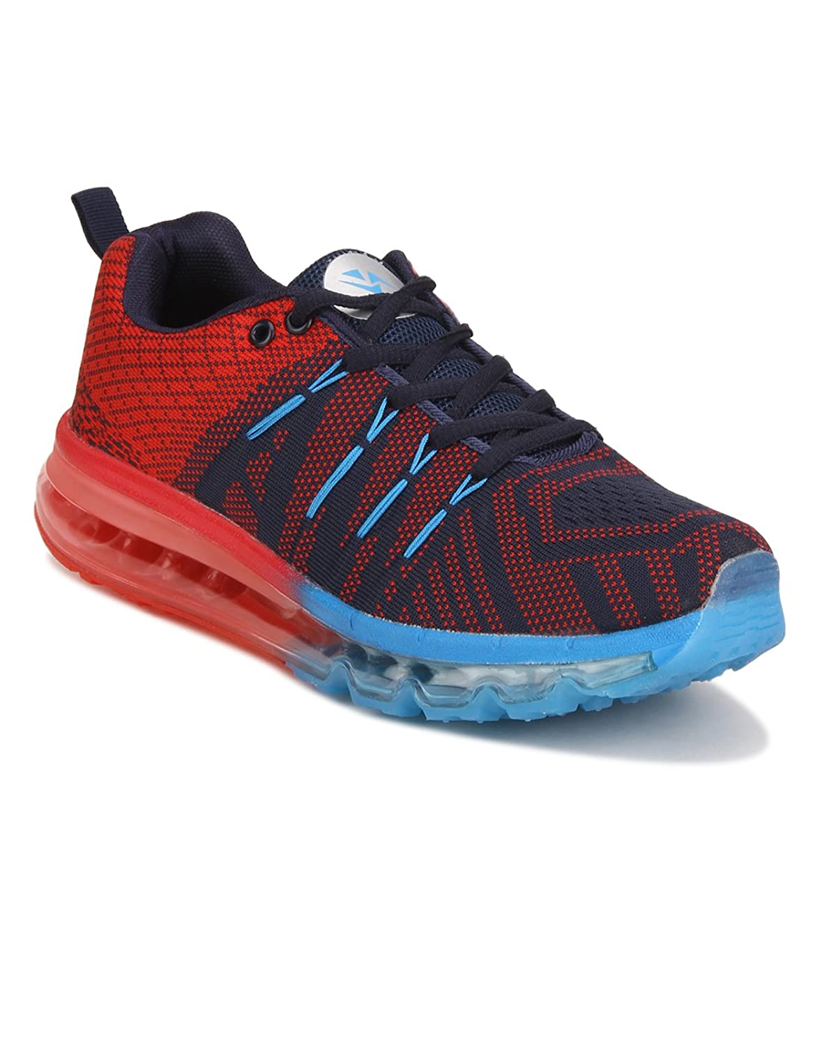 Yepme High Performance Sports Shoes Sports Shoes - Blue & Red