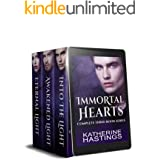 Immortal Hearts Complete Series: Contemporary Vampire Romance Book Series