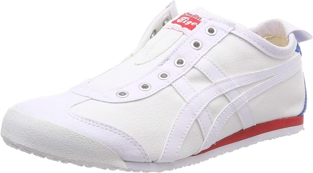 separation shoes 73e29 19964 Amazon.com | ASICS Unisex Adults' Onitsuka Tiger Mexico 66 ...