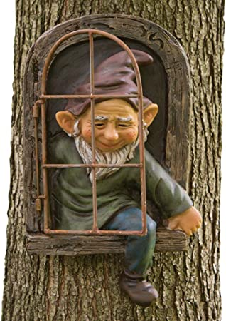 sculptures ornaments outdoor statues Tree Faces,outdoor garden decor
