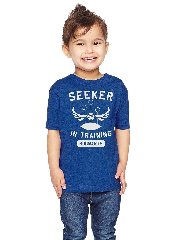 Brain Juice Tees Hogwarts Seeker in Training Harry Potter Unisex Toddler Shirt
