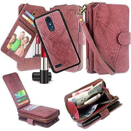Amazon.com: LG K30 caso, Harryshell lujo magnética ...