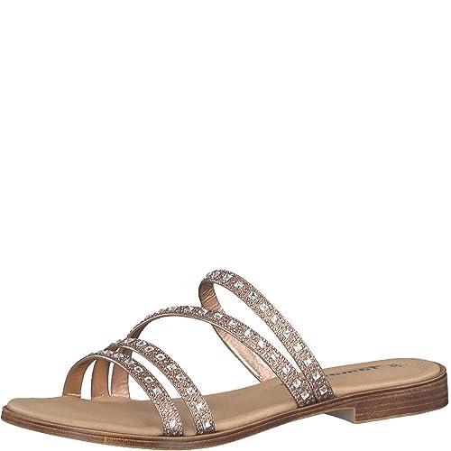 hot sale online bfff4 2864f Tamaris 1-1-27113-20 Damen Pantolette, Clogs, Sandale ...