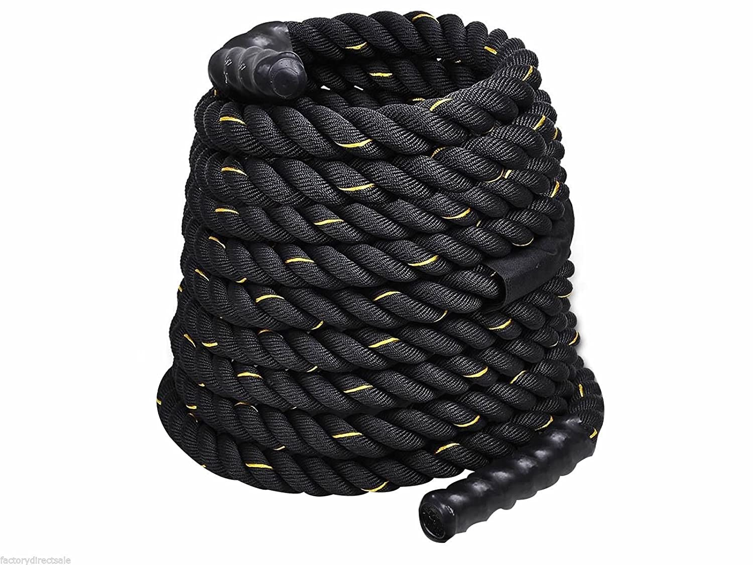 Giantex 1.5 inch Poly Dacron Battle Rope