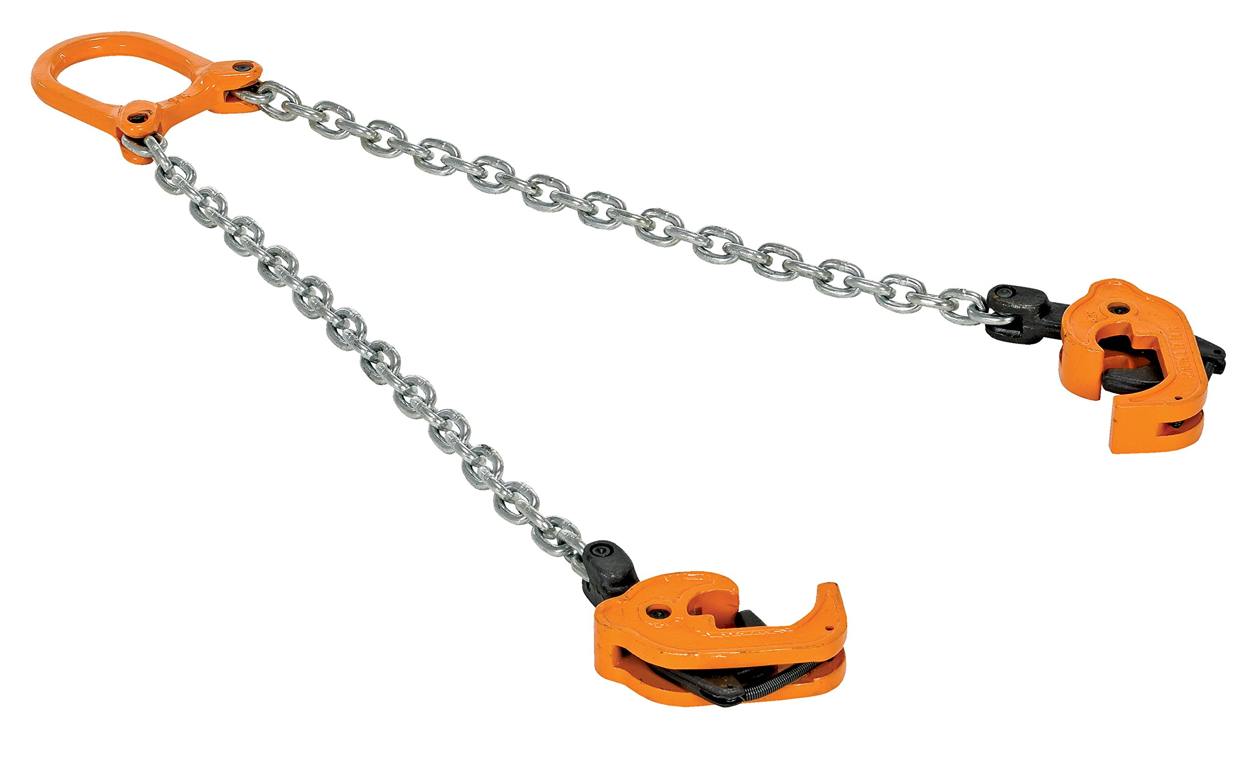 Vestil CDL-2000 Chain Drum Lifter, 2000 lbs Capacity