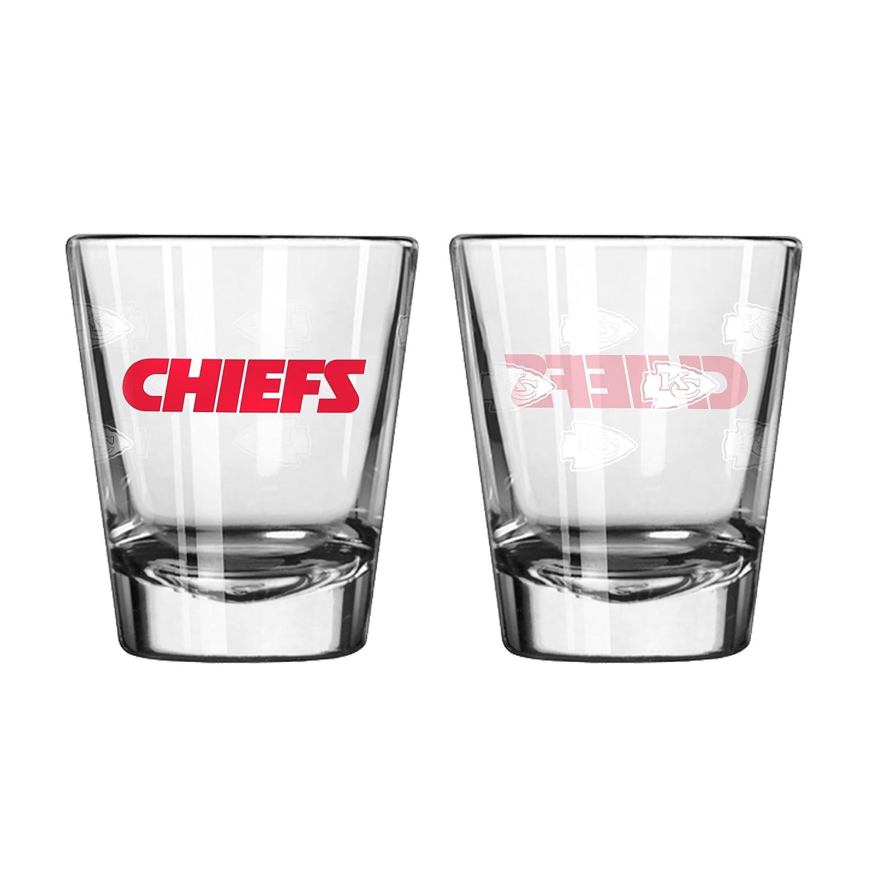Boelter Brands NFL Kansas City Chiefs 174792 Shot Glass One Size Team Color