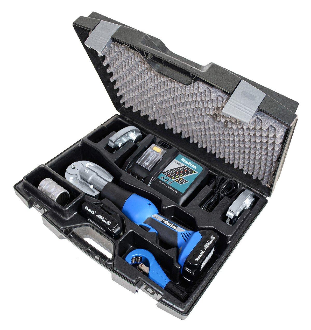 Parker Hannifin 770001 Zoomlock Pzk-Tk3 3 Jaw Tool Kit