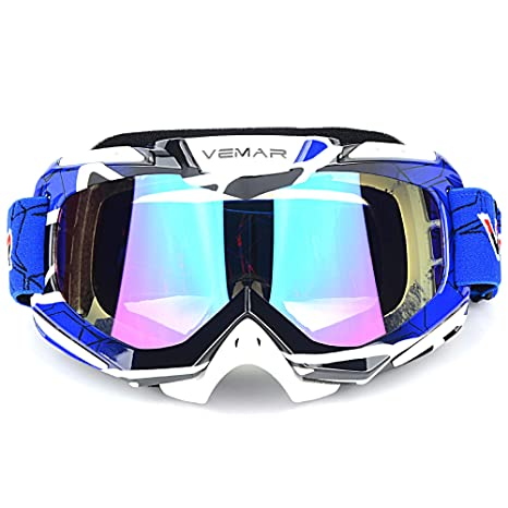 456a97cadc Polarized Sport Motorcycle Motocross Goggles ATV Racing Goggles Dirt Bike  Tactical Riding Motorbike Goggle Glasses
