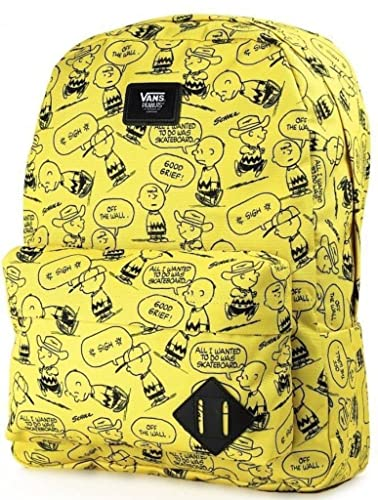 0b4de022d4c  Vans X Peanuts Old Skool II Charlie Brown Bag Backpack  Amazon.co.uk   Shoes   Bags