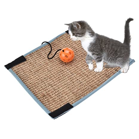 LineEUbea - Poste rascador para gatos, para gatos, juguetes ...