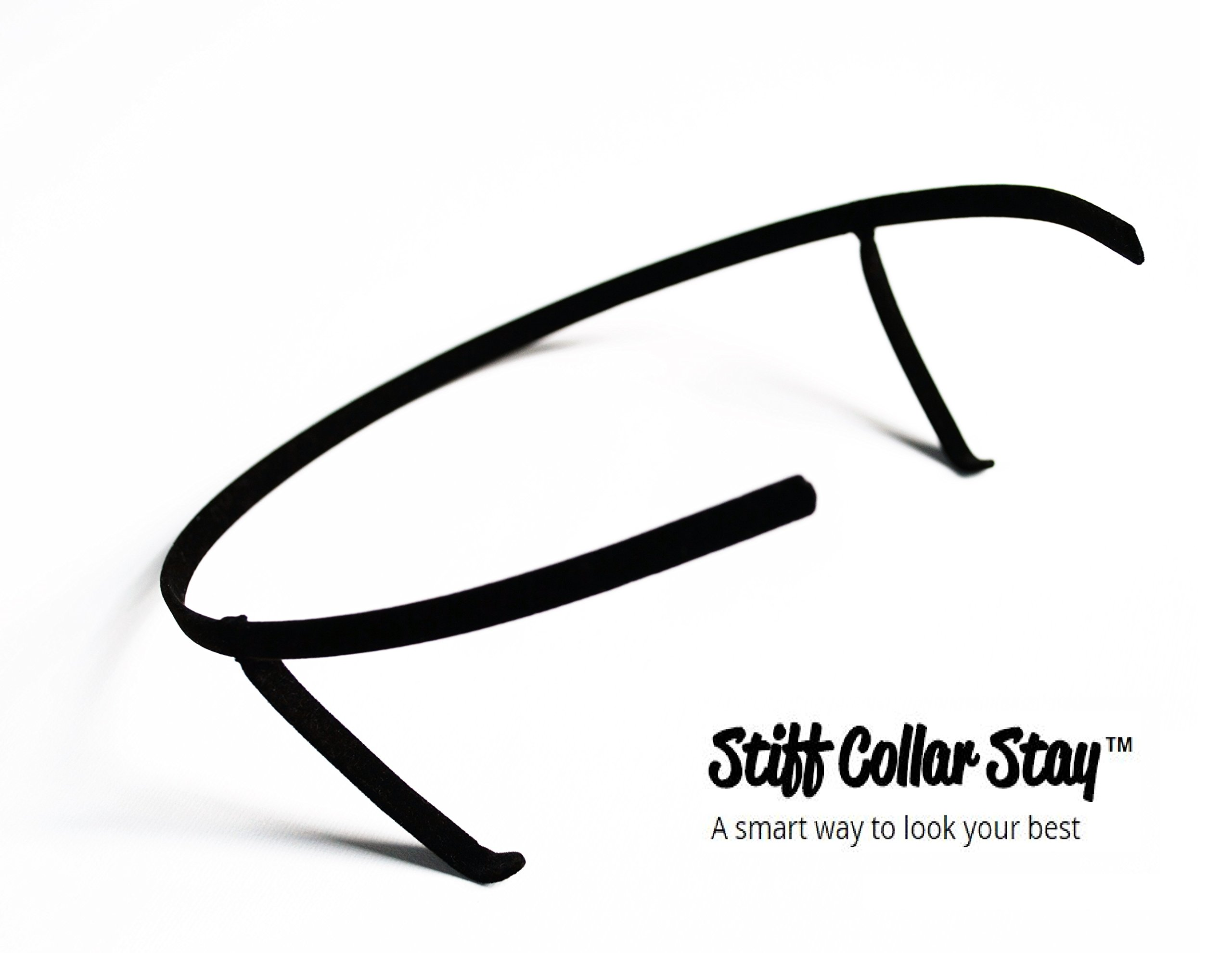 Collar stays - Stiff Collar Stay - 2 pcs (19.5 & 20)