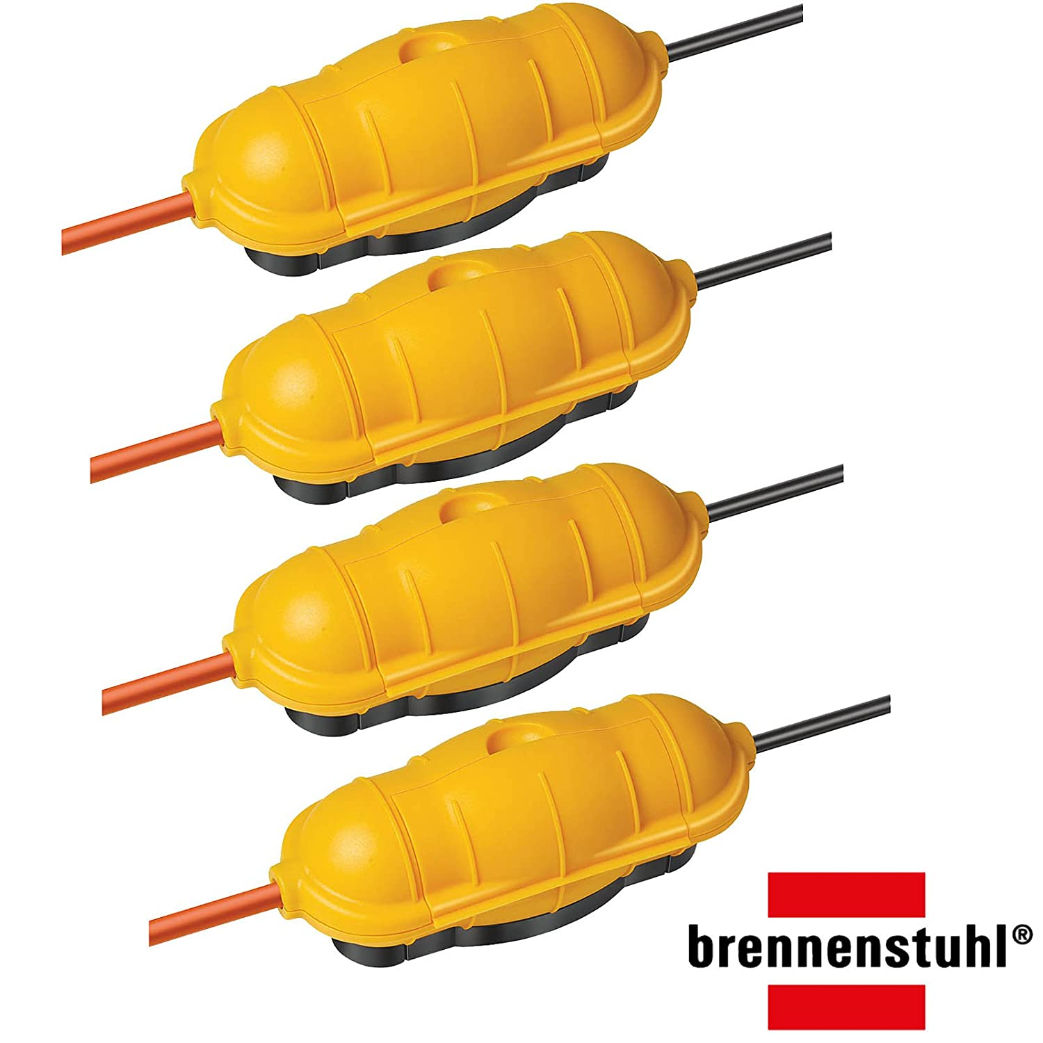 Brennenstuhl Safe-Box Schutzkapsel para cables BIG IP44 outdoor ...