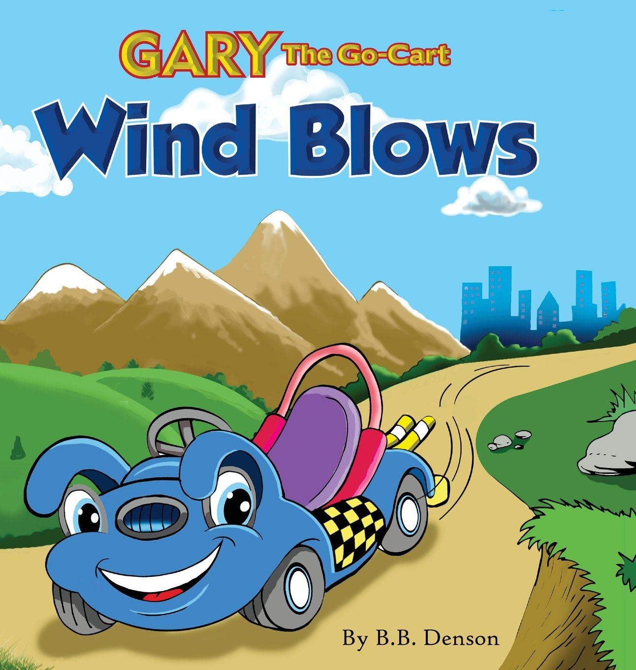 Gary The Go-Cart: Wind Blows ebook