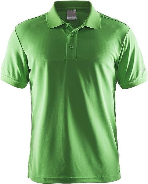 Craft Polo Pique Classic Camisa de Polo Hombre