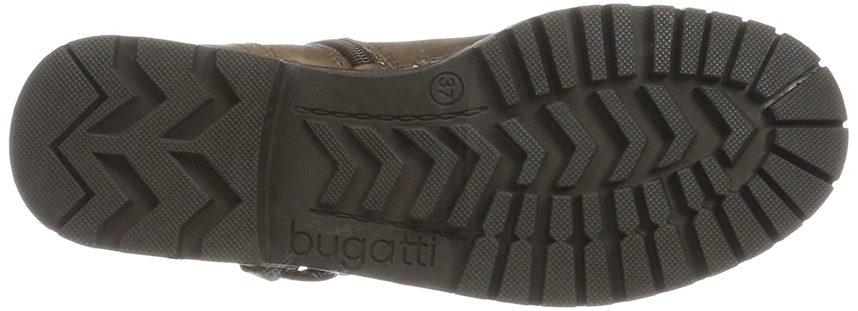 Bugatti Damen 421322321000 421322321000 421322321000 Stiefel Braun (Dark Braun) a73167