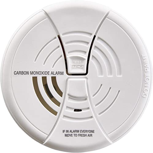 First Alert BRK CO250LBT Tamperproof Carbon Monoxide CO Detector with Lithium Battery