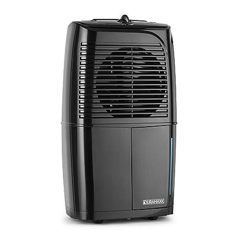 Oneconcept DURAMAXX Dryhouse 10 • Deshumidificador • Purificador de Aire • Deshumidificador Ambiental eléctrico • 10