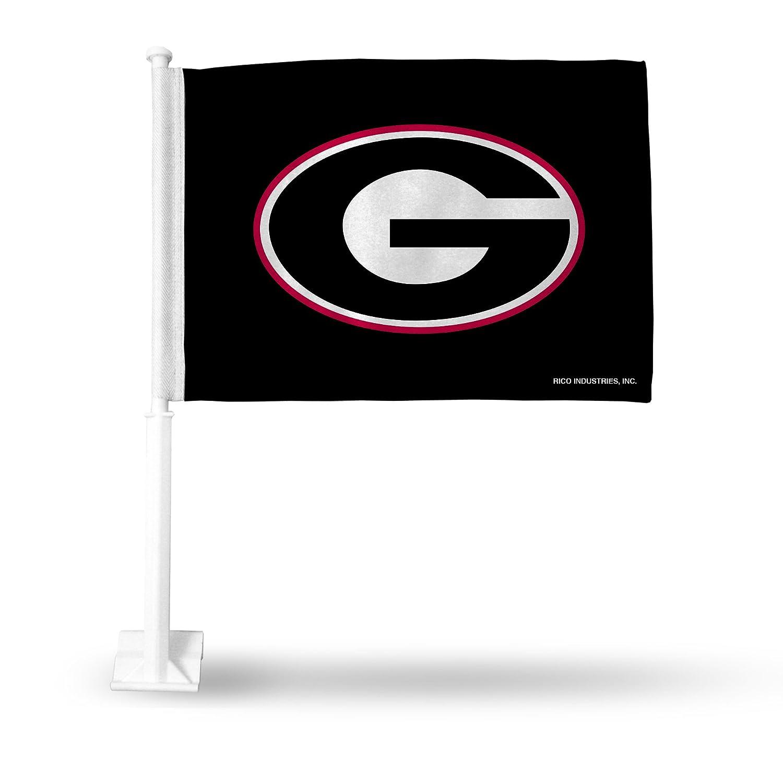 Rico Industries NCAA Georgia Bulldogs Car Flag Inc. FG110106