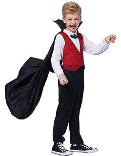 Child Gothic Count Dracula Transylvania Vampire Halloween ...