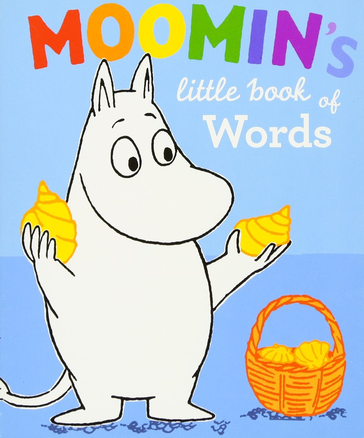 Amazon: Moomin's Little Book Of Words (9780374350482): Tove Jansson:  Books