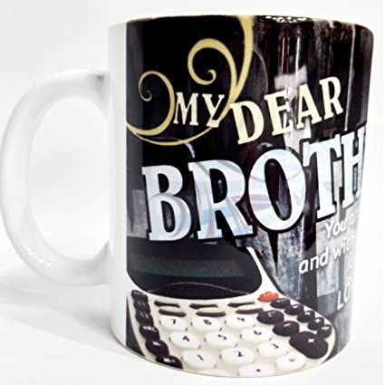 Buy Occasion The Perfect Gift Shope Rakhi Gifts For Brother Birthday Special Ceramic Mug Online At Low Prices In India