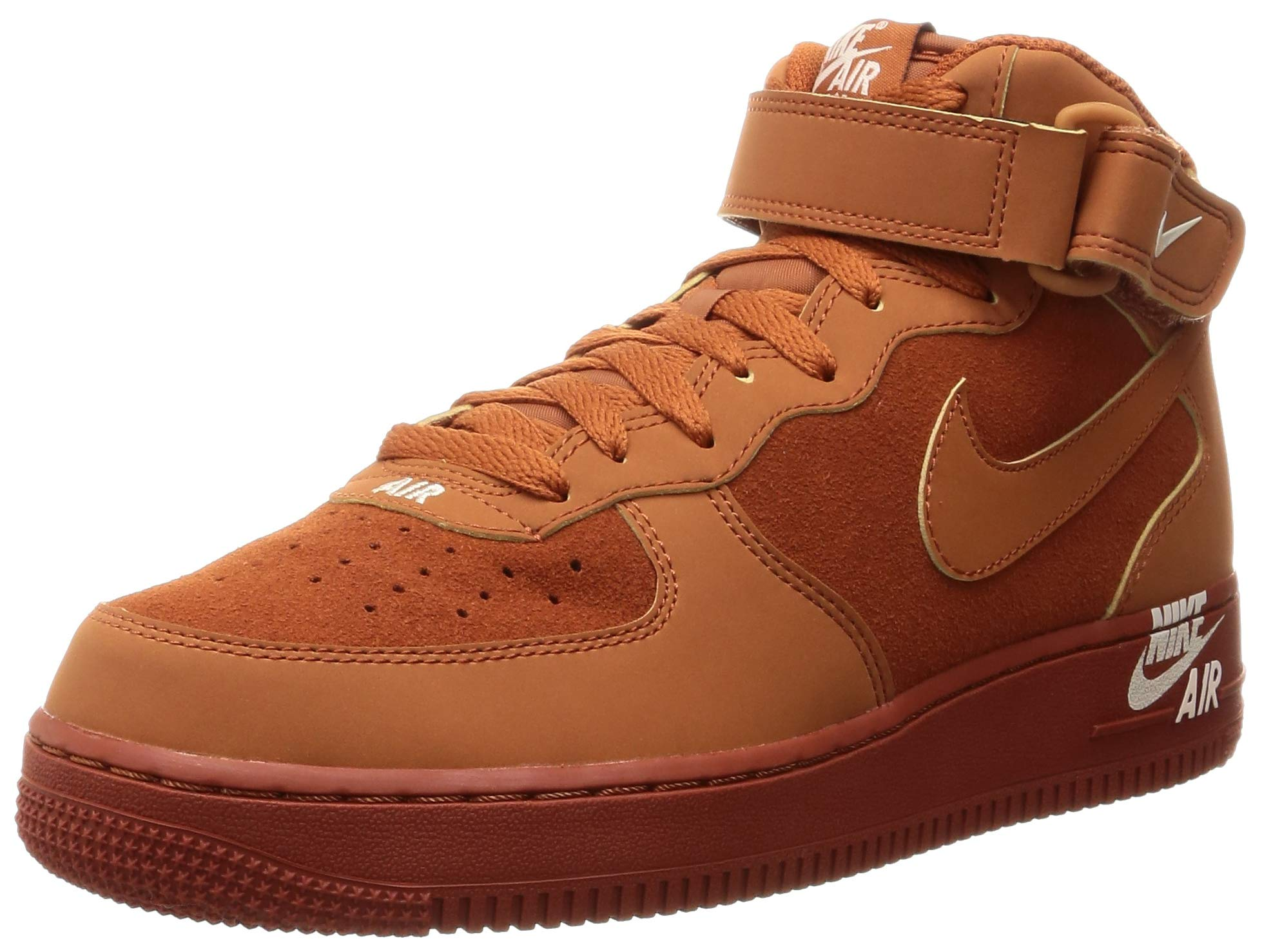 best sneakers 4f404 f92a1 Galleon - Nike Air Force 1 Mid  07 Mens Style   315123-207 Size   8.5 M US