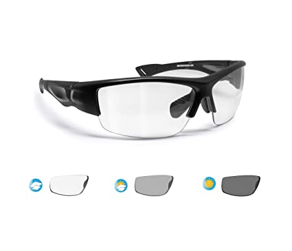 7b484683d7a Bertoni Photochromic Sports Sunglasses for Men Women Cycling Running Driving  Fishing Golf Baseball Glasses – cod