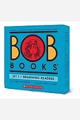 Bob Books Set 1- Beginning Readers (Box Set) Paperback