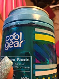 Cool Gear  Oz Can Chiller Graphics Design